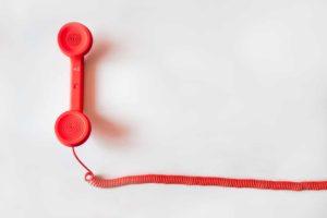 שפורפרת טלפון